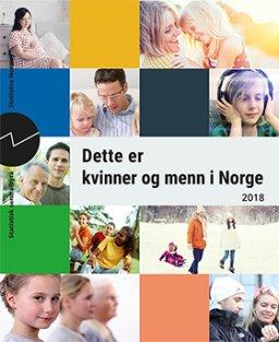 antall kvinner og menn i norge