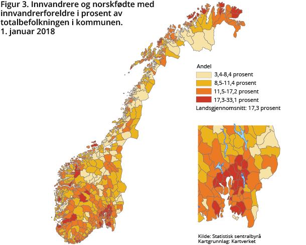 hvor mange single er det i norge