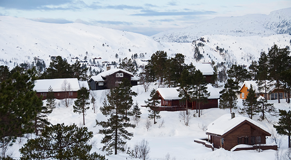 hytter norge