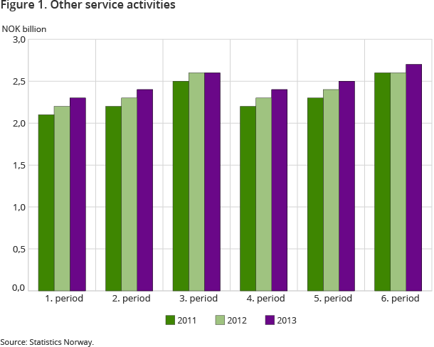 Figure 1. Other service activities